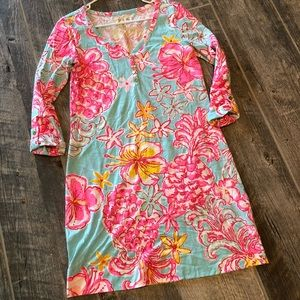 EUC Lilly Pulitzer Palmetto Lolita Small dress